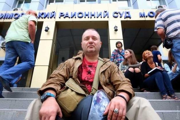 Под прицел азербайджанской мафии может попасть одессит Марк Гордиенко — СМИ