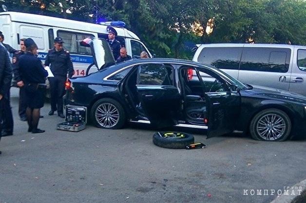 В расстреле Audi в Екатеринбурге заподозрили родню Деда Хасана