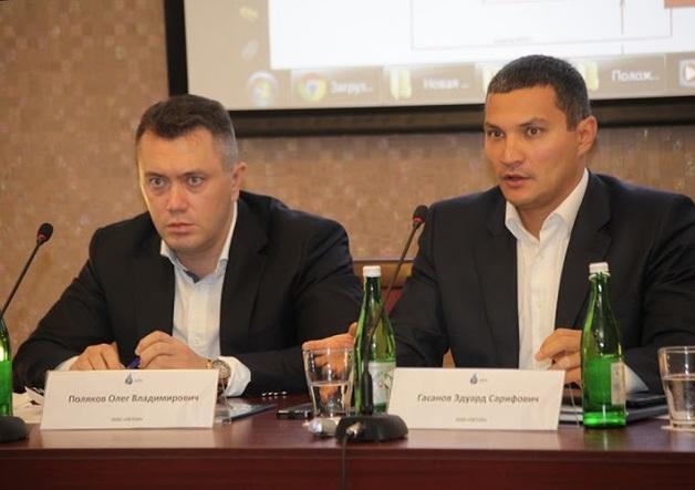 Деньги «Газпрома» «пилят» друг «воров в законе» Эмин Ахундов и «party animal» Андрей Гончаренко