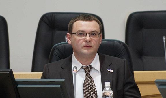 Дмитрий Еремеев оказался номенклатурным грибом