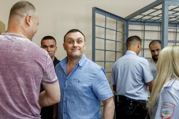 Обвиняемый в вымогательстве волгоградский «авторитет» Поташкин рассказал в суде свою версию разборки в ресторане