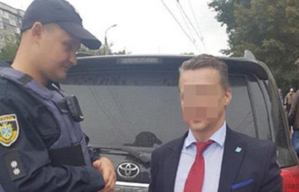 """Полиция Хмельницкого задержала львовского криминального авторитета """"Робика"""""""