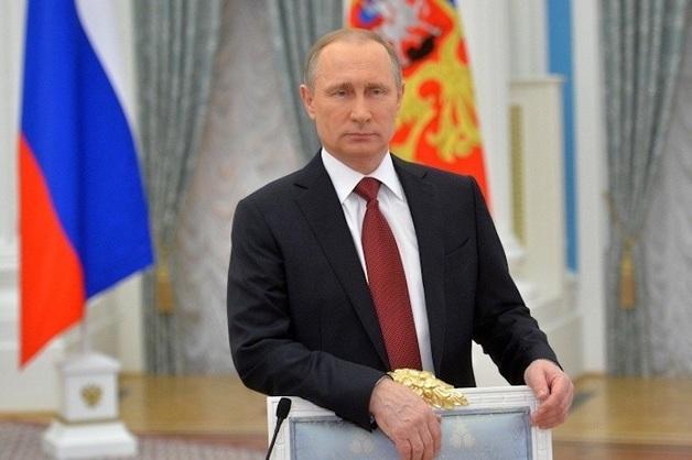 Путин наградил орденом Мужества руководителя расследования «дела Немцова»