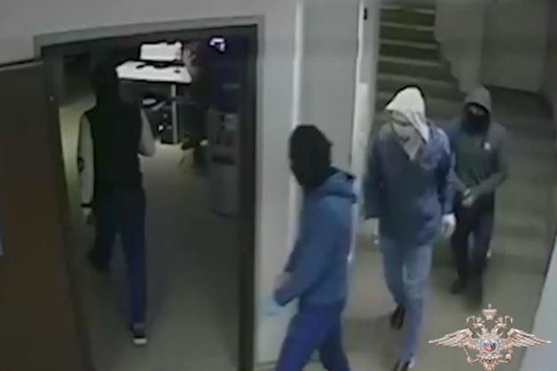 В Калуге задержана банда налетчиков из ближнего зарубежья