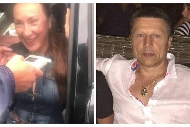 Задержанная за пьяную езду на МКАД имеет судимость за заказ убийства крупного поставщика «Норникеля»