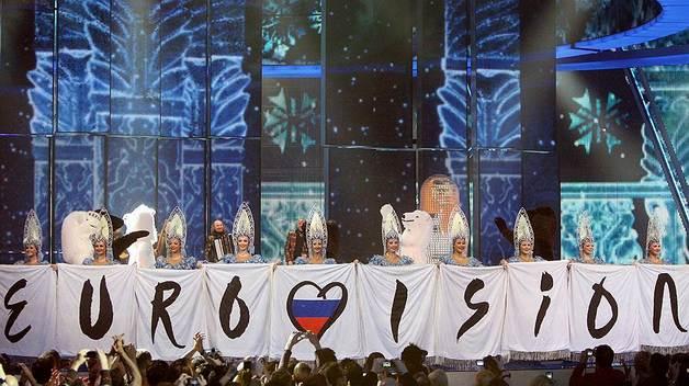 Группировщик заработал на «Евровидении»