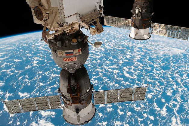 В обшивке корабля «Союз МС-09» обнаружили новые следы от дрели