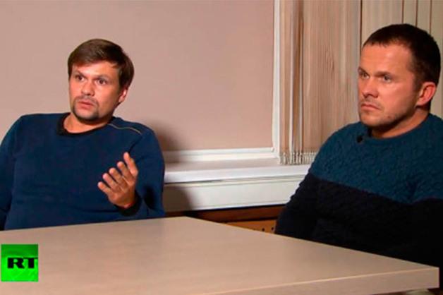 Эксперт по лжи разобрал интервью «отравителей» Скрипалей: «Монтаж очевиден»