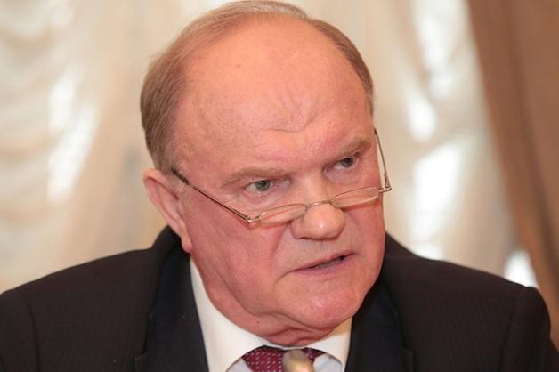 Зюганов рассказал Путину о криминальном беспределе на выборах губернатора Приморья