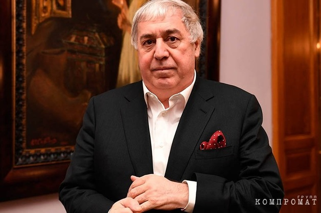 Гуцериев отказался от строительства Hilton на Тверской