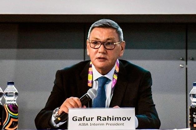 Участник «Братского круга» Гафур Рахимов назвал санкции Минфина США «спекуляцией» и намерен возглавить AIBA