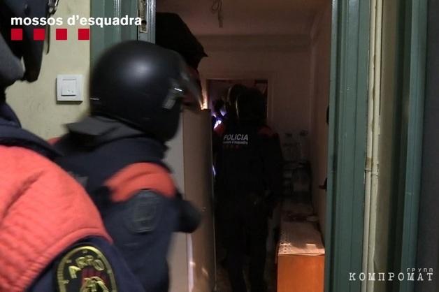 В Испании прошла облава на членов грузинской ОПГ. Задержаны 15 человек