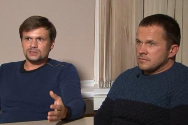 В деле «отравителей» Скрипалей нашли украинский след