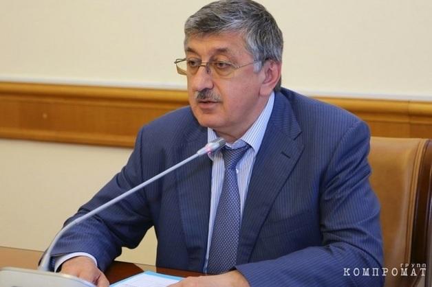 Замруководителя администрации главы Дагестана задержан сотрудниками ФСБ