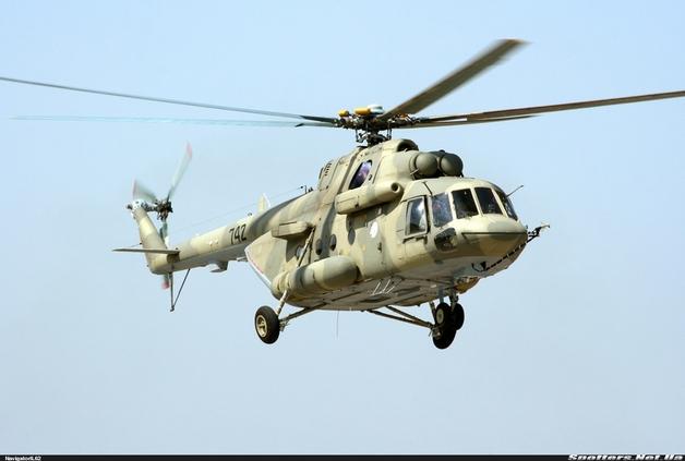 Уже более года СБУ волынит с возбуждением дела по контракту с Мексикой на ремонт украинских вертолетов