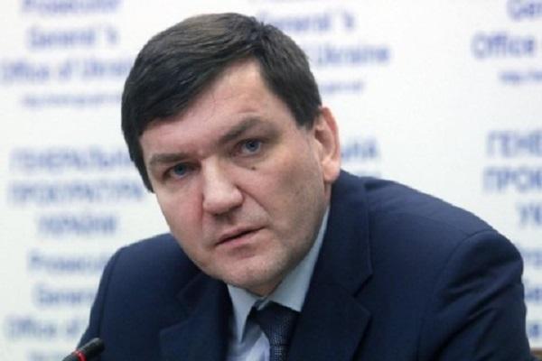В Киеве обокрали начальника управления спецрасследований ГПУ