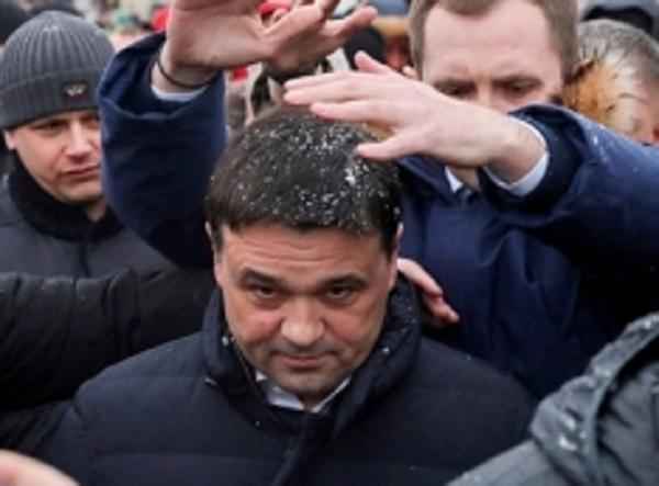 Свидетель защиты Никиты Белых рвётся к власти в Подмосковье. Губернатору Воробьёву снежков мало – забросают больничными склянками?