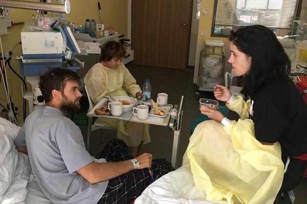 Толоконникова сообщила о выписке отравленного Верзилова из немецкого госпиталя