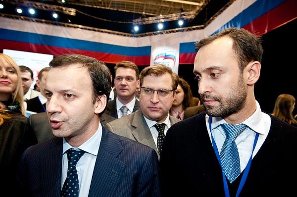 Аркадий и Михаил Дворковичи идут к успеху