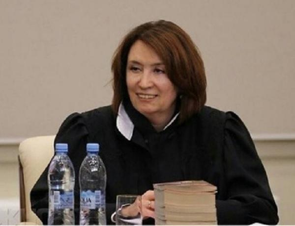 «Золотую судью» Елену Хахалеву и ее компаньона Федора Стрельцова ждет судьба Надежды Цапок