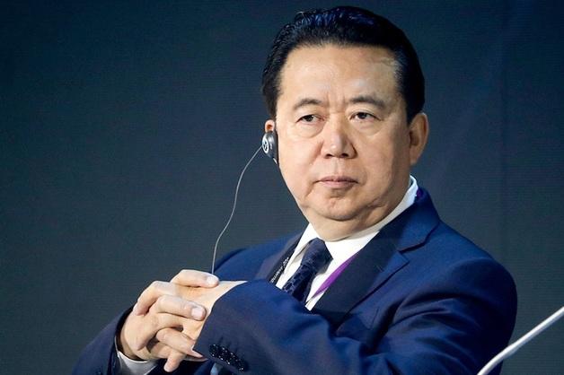 Исчезнувший глава Интерпола находится под следствием в Китае