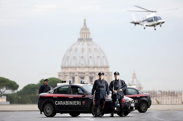 Полиция Италии поймала одного из самых опасных членов «Коза ностры»