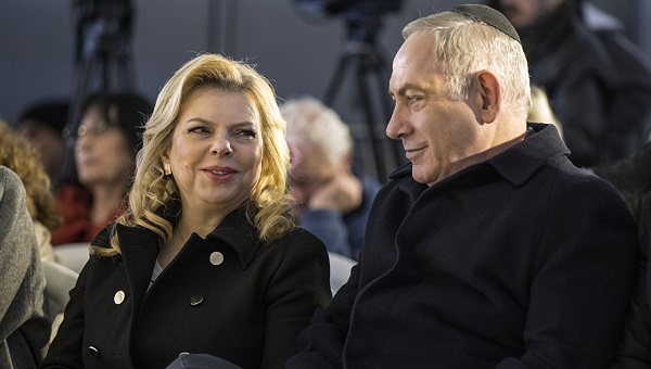 Жене Нетаньяху грозит срок за наем звездных поваров и заказ элитных напитков за счет государства