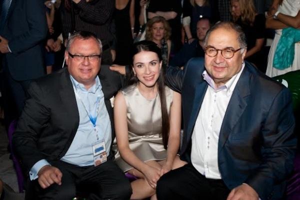 Наиля Аскер-Заде — запасная жена Костина и Усманова?