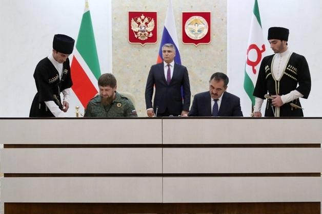 В парламенте Ингушетии намерены устроить повторное голосование о границе с Чечней