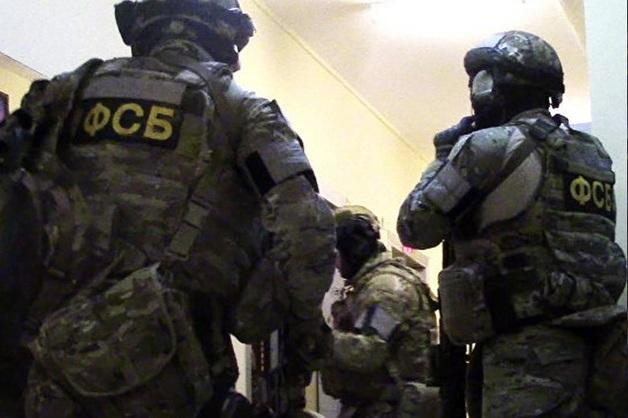 ФСБ проводит обыски в полиции Нижневартовска. Несколько сотрудников городского ОЭБиПК задержаны
