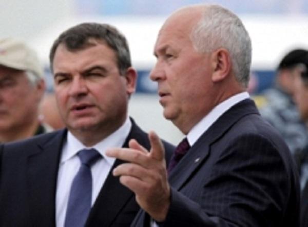 Когда «долетается» Анатолий Сердюков – председатель ТСЖ «Молочный-6», партнёр Евгении Васильевой и главный авиатор Ростеха?