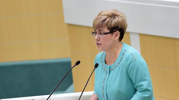 Губернатор Забайкальского края Наталья Жданова подала в отставку