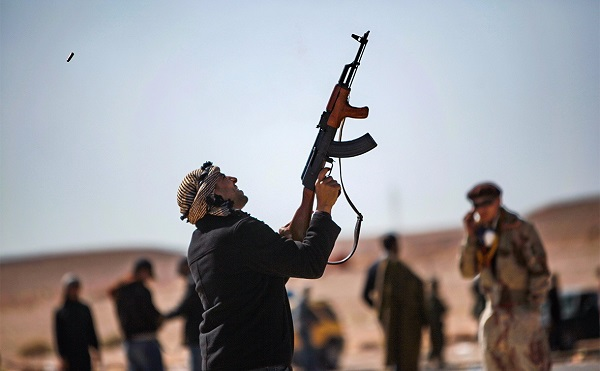 РФ будет воевать в Ливии