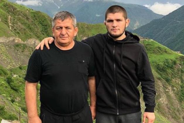 Отец Нурмагомедова простил Макгрегора за оскорбления перед боем