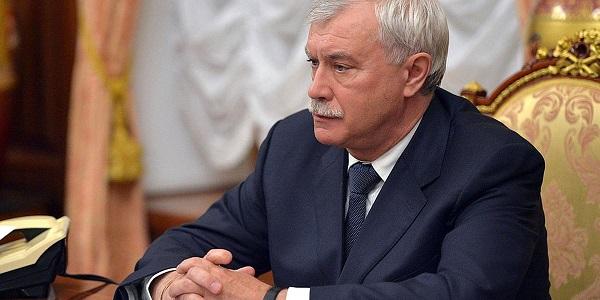 В чем причина «задержки» Полтавченко?