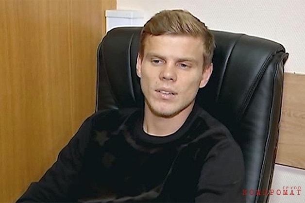 «Один из следователей назвал нас мразями». Кокорин пожаловался на оскорбления в МВД