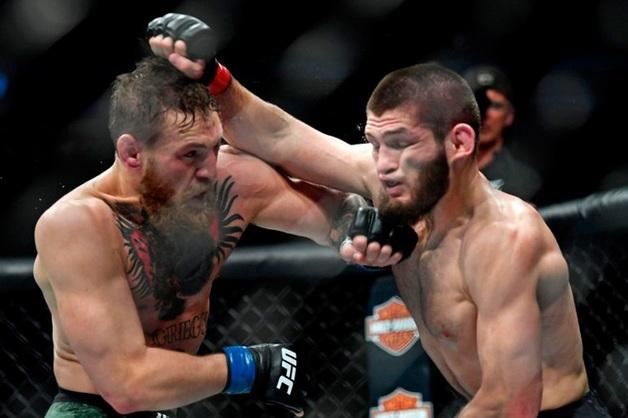 Макгрегора на месяц отстранили от боев в UFC