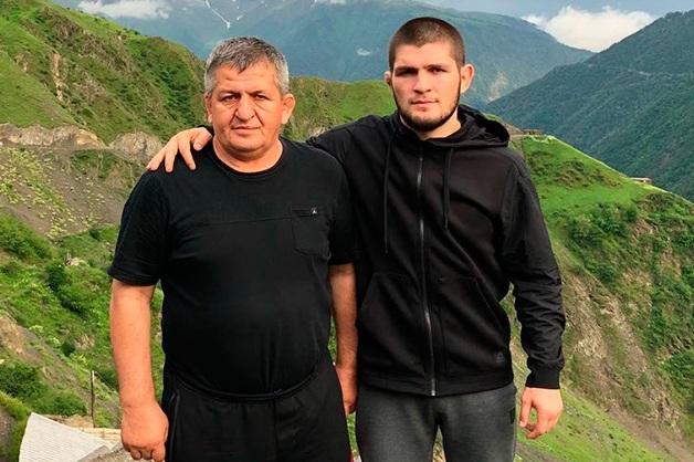 Отец Хабиба Нурмагомедова передумал наказывать сына за неспортивное поведение