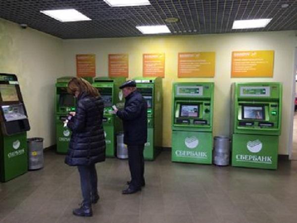 """Восстание машин: терминалы """"Сбербанка"""" научились воровать деньги?"""