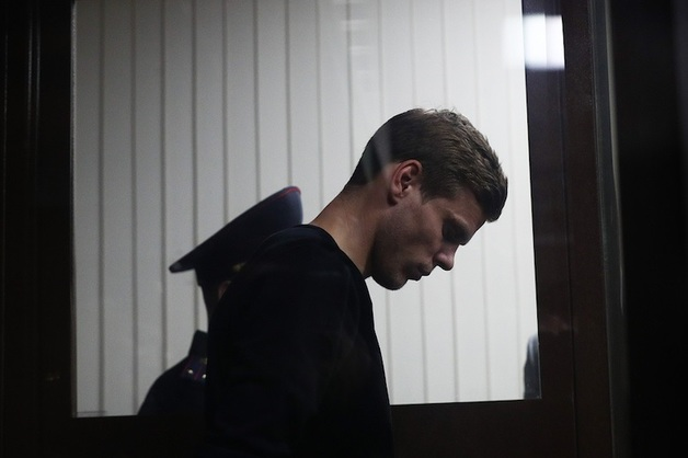 Адвокат Александра Кокорина обжаловал арест футболиста