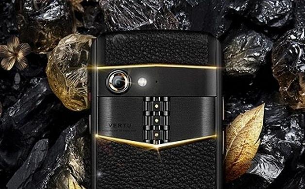 Vertu презентовала новый смартфон за $14 тысяч