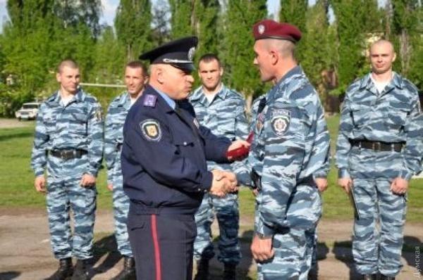 Люстрированный замначальника полтавской милиции устроился на работу в Одесскую ОГА
