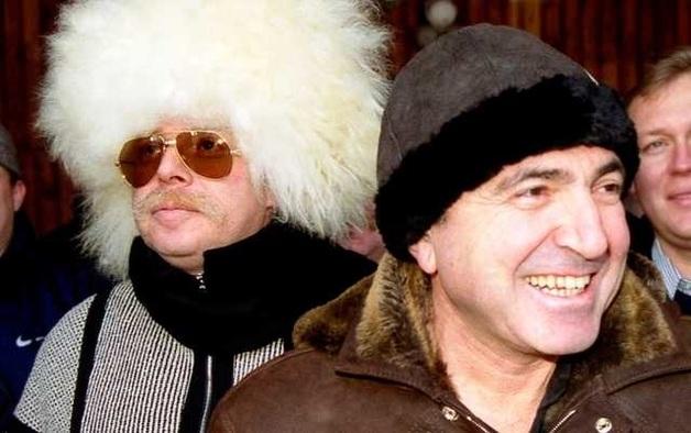 Какое отношение имеет Михаил Саакашвили к гибели Березовского