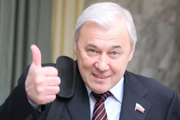 Парламентский флюгер Анатолий Аксаков