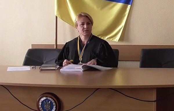 Судья Голосеевского райсуда г. Киева Татьяна Шевченко: ложь и предательство присяги