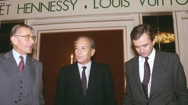 Во Франции умер сооснователь группы Louis Vuitton и Moet Hennessy