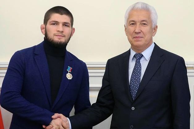 Нурмагомедову предложили стать помощником главы Дагестана