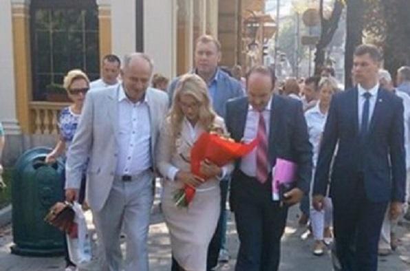 «Новый курс» Тимошенко и старые лица. Цымбалюк, Богдан, Соколов