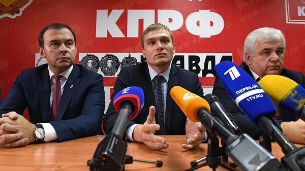 Красная Хакасия: главой республики стал 30-летний коммунист