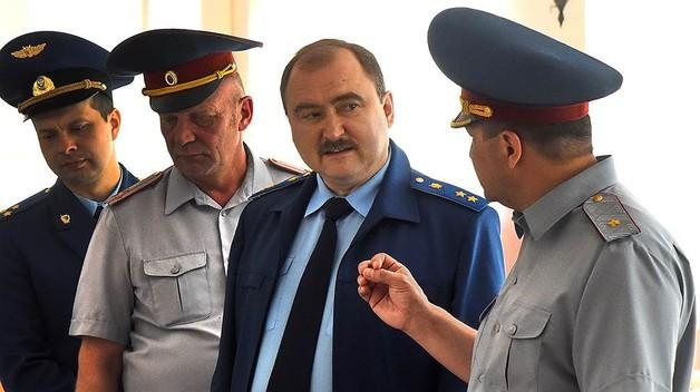 Владимира Фалилеева отставили досрочно